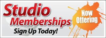 Sudio Memberships Are Now Available